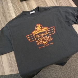 ANCHOR BAR OFFICIAL T-SHIRT  Buffalo Wing Home Tee